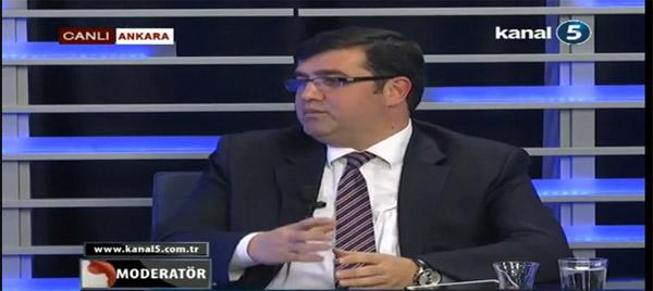 Genel Müdürümüz Baki Güner Kanal 5′ te ekrana gelen Moderatör'ün konuğu oldu.